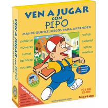 Ven A Jugar Con Pipo 100% Original