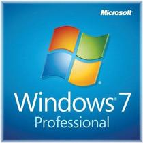 Windows 7 Professional De 32 Bits Sp1 (oem) Sistema Generado