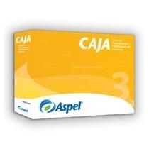 Aspel Caja 3.5 (anual Con Timbrado Ilimitado) (fisico)