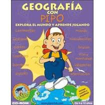 Geografía Con Pipo 100% Original