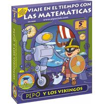 Pipo Y Los Vikingos 100% Original.