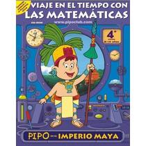 Pipo En El Imperio Maya 100% Original