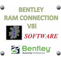 Ram Connection V8-i / Conexiones. Ingeniería Civil - Cálculo