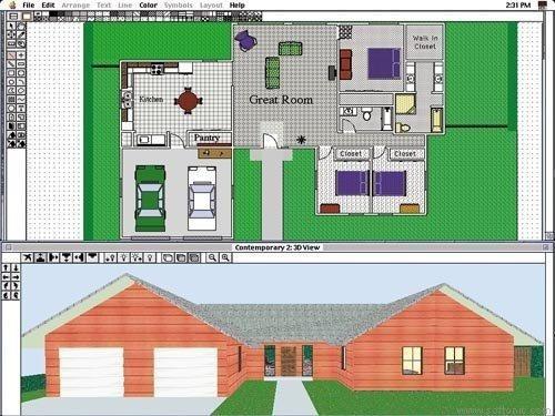 Disear casas 3d gratis como disear una casa de x mts de for Software diseno casas