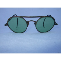 Lentes Sol O Motociclista Bausch And Lomb Steampunk Vintage