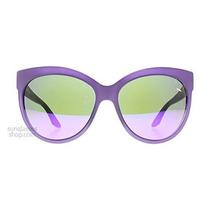 Gafas Dior O5r Te Purple Paname Cats Eyes Sunglasses Lens M