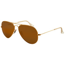 Lentes Solares Ray Ban Rb3025 001/33 Aviator Large Metal
