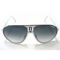 Gafas Carrera Champion/l Ccp White-black/gray Gradient 62mm