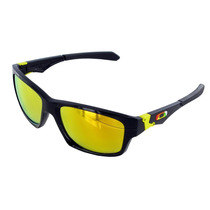 Oakley Valentino Rossi Jupiter Squared Polished Black / Fire