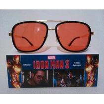 Matsuda Lentes Iron Man 3 Tony Stark Oficial.