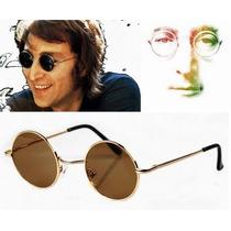 Lentes De Sol Retro Vintage Lennon Ozzy Osbourne Importados