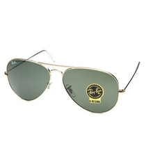 Ray Ban Aviator Gota Mediana Rb 3025 L0205 Metal-dorado