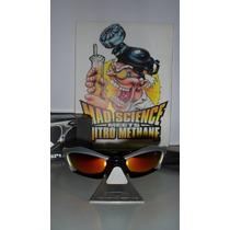 Oakley Splice Fmj Polished Black Con Micas Fire Iridium