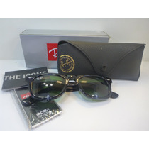 Lentes Ray Ban Wayfarer Originales Color Negro