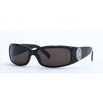 Gafas Versace Ve4044b Sunglasses Brillante Marco Negro / Gr