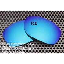Micas Revant Optics P/oakley Ten X Polarizadas Bajopedido