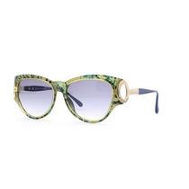 Gafas Christian Dior Green Authentic Women Vintage Sunglas