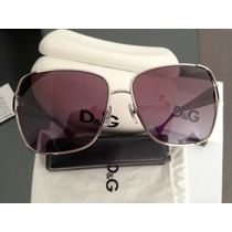 Lentes Solares D&g Dolce Gabbana Mod. Owen Color Lila Maa