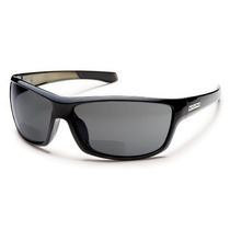 Gafas Suncloud Conductor Bi-focal Sunglass Readers In Black