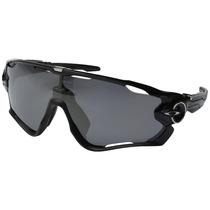 Oakley Jawbreaker Polished Black Iridium Polarized Oo929007