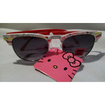 Hello Kitty Lentes Gafas Sol Sanrio Adulto!