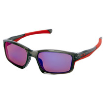 Oakley Chainlink Grey Smoke / Oo Red Iridium Polarized