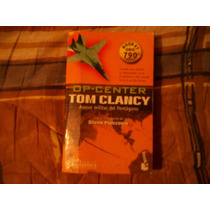 Libro Op-center, Tom Clancy-steve Pieczanik.