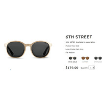 Lentes Mod. 6th Street Zeal Optics By Maui Jim Polarizados