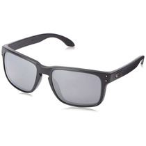 Oakley Holbrook Matte Blk - Black Iridium Polarized Oo910262
