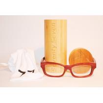 Lentes De Madera O Bambu 77eyewear Zrrx