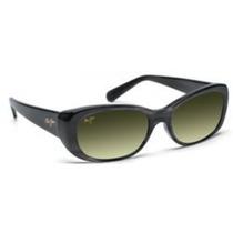 Gafas Maui Jim Hts258 27 Charcoal Lilikoi Oval Gafas De Sol