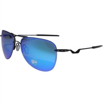 Oakley Tailpin Satin Black Sapphire Iridium Polarized 408608