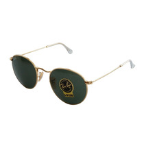 Ray Ban Round Classic Rb 3447 001 Green Classic G-15