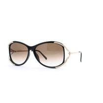 Gafas Christian Dior Negro Auténtico Vintage Mujer Gafas D