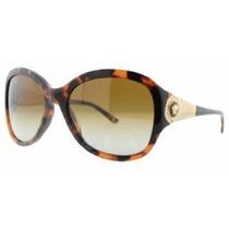 Gafas Versace Ve4237b Sunglasses 944 / T5 Habana Polar Brow