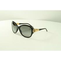 Gafas Versace 4237b Gb1 / 11 Negro 4237b Ronda De Gafas De