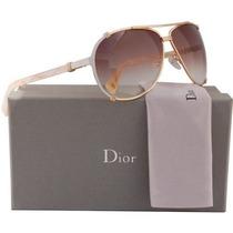 Gafas Christian Dior Chicago 2/s Rose Gold Cream W/brown Vi