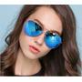Lentes De Sol Aviador Revo Azul Excelente Calidad Y Precio