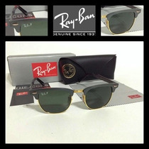 Lentes Originales Ray Ban Tipo Hippster, Color 3025