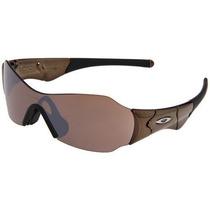 Gafas Oakley Hombres De Zero Iridium Asiáticos Fit Gafas De