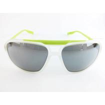 Lentes Sol Nike Evod726 Verde/blanco