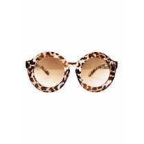 Lentes Y/o Gafas Para Sol De Moda Estilo Leopardo