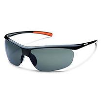 Gafas Suncloud Zephyr Polarizado Sunglass Negro, Gris