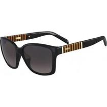 Gafas Fendi Fs Señoras Negras Fs5343 Gafas De Sol