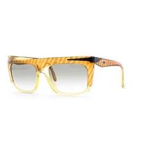 Gafas Christian Dior Brown Y Claros Auténticos Vintage Muj