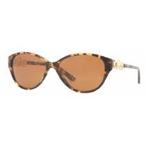 Gafas Versace Ve Mm Gafas De Sol Ambar La Habana, Transpare