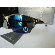 Oakley Half X Plasma Ice Polarizado