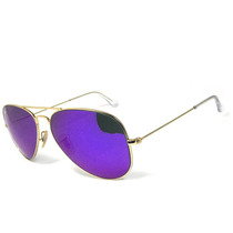 Ray-ban Lentes Mod Flash Aviator Rb 3025 Col 112/68f