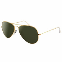 Gafas Ray Ban Aviator Classic 3025 Green Classic Verde