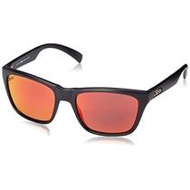 Gafas Hobie Woody Gafas De Sol Wayfarer Satén Negro / Puest